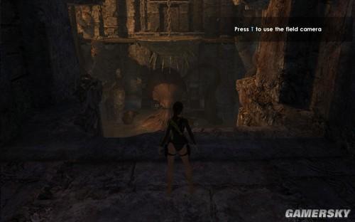 《古墓丽影8:地下世界》图文流程攻略第一关