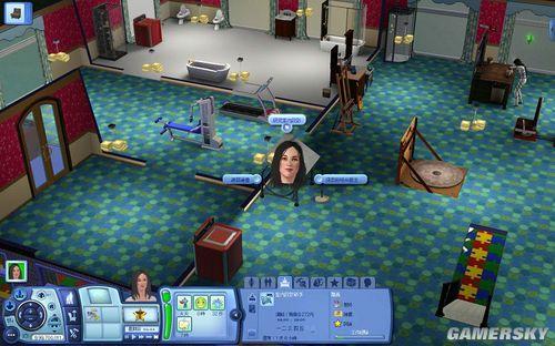 《模拟人生3:野心》图文攻略-室内设计师