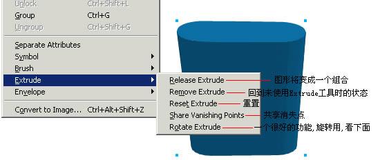 FreeHand MX的3D图形功能