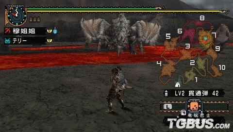 《怪物猎人2G》铠龙、岩龙、黑铠龙重弩篇