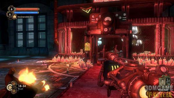 《生化奇兵2》图文流程攻略 第八、九章终结