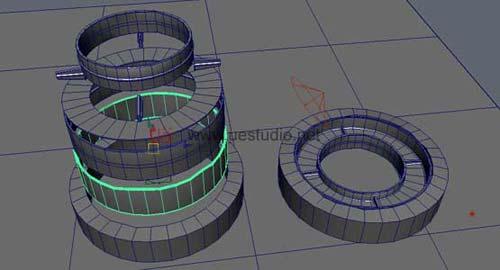 Maya教程:透明胶带的建模与材质