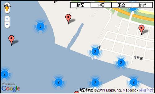 Android位置服务和Google地图API初解