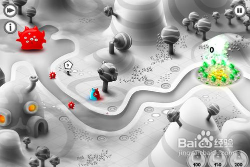 《果冻防御》攻略 果冻防御玩法(iphone版)