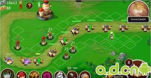 《哥布林入侵》塔防游戏完整攻略(安卓版)