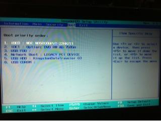 电脑启动项怎么修改,USB设备启动设置