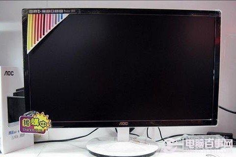 电脑显示器黑屏 显示器不亮的解决办法