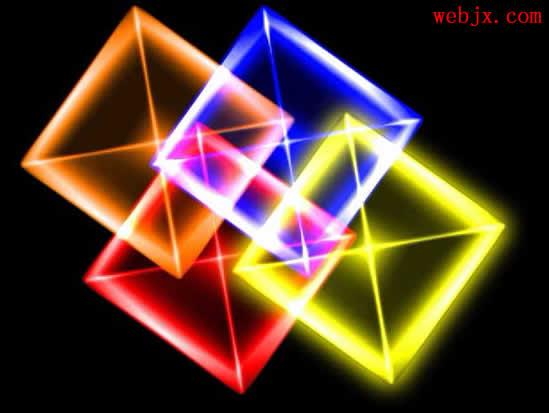 ps滤镜-水晶立方体效果
