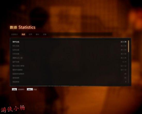 《热血无赖》99%存档之主线通关、99%支线、全收集
