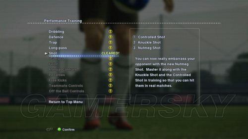 《实况足球2013》DEMO第二版的试玩感想