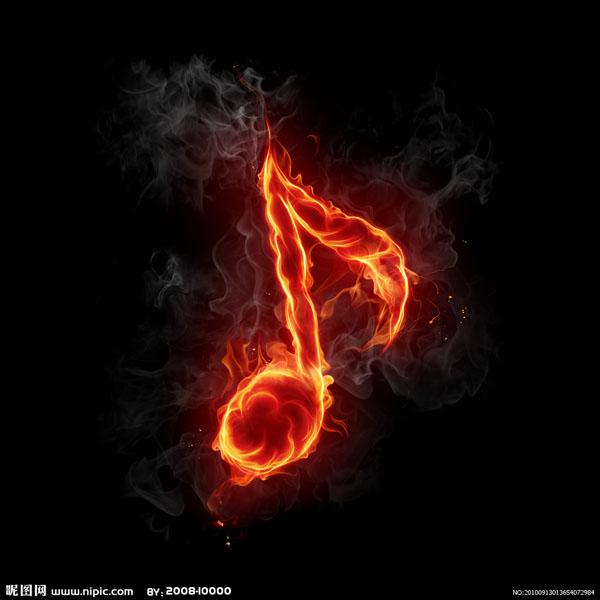 ps抠图-快速抠出火焰音符