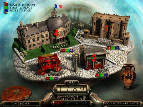 《幽灵庄园的秘密2》第二关游戏攻略(图文篇)