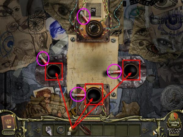 神秘视线5图文攻略(一)