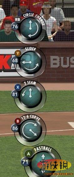 《美国职业棒球大联盟2k12》投球击球的技巧攻略