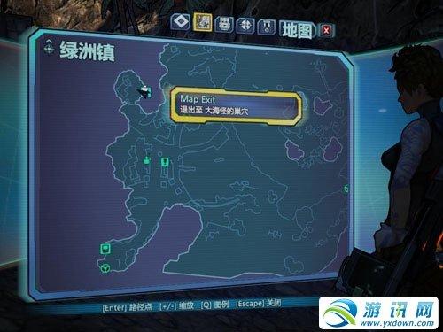 《无主之地2》大海怪无限刷箱子技巧