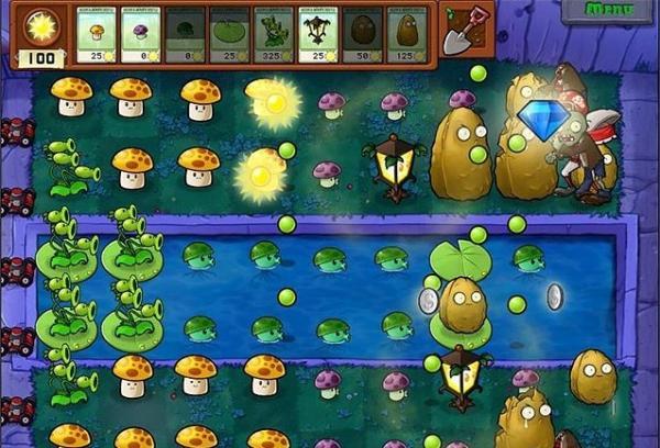 《植物大战僵尸》第四关游戏攻略