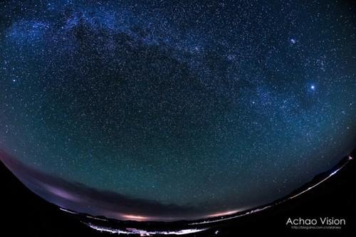 星空应该如何拍摄?