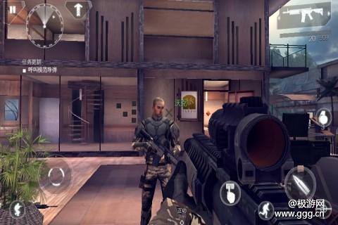 《现代战争4:决战时刻》任务七详细通关攻略