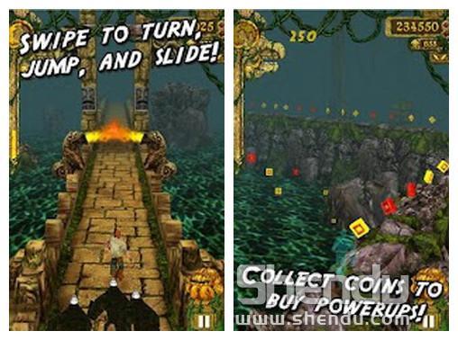 安卓版《神庙逃亡》游戏攻略 助你轻松逃离神庙