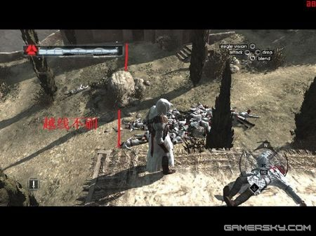 《刺客信条》杀人杀到死机不再是梦想!发现一无限刷兵点!