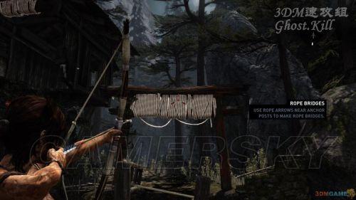 《古墓丽影9》游戏图文流程攻略(三)