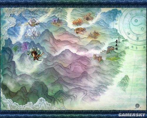 《仙剑奇侠传5》主线任务之问故人重游旧地