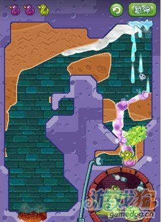 《鳄鱼小顽皮爱洗澡》之饥饿之痛:覆水回收