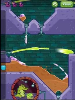 《鳄鱼小顽皮爱洗澡》之装满它:喷射被阻