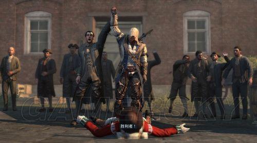 《刺客信条3》公会任务之波士顿斗士