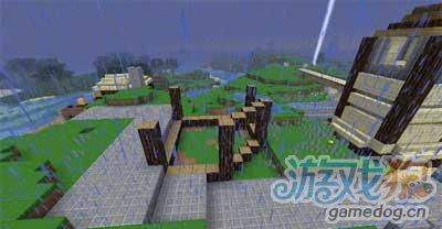 《我的世界》装饰性建筑养殖场怎么制作?
