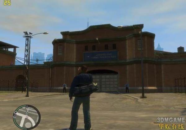 《侠盗猎车4》监狱流程详细攻略