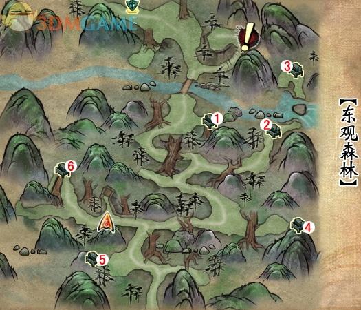 《轩辕剑6》全宝箱、全支线任务、全剧情卷四图文攻略