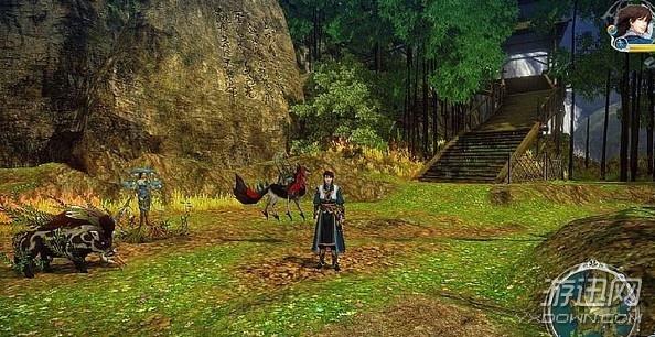 《古剑奇谭2》捕捉魅影九尾狐宠物心得