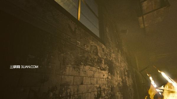 《逃生》第五节图文攻略:逃出到疯人院外院