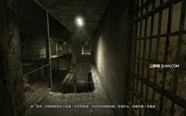 《逃生》第二节图文攻略:逃离监狱