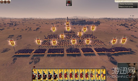 《罗马2:全面战争》大象兵招募问答