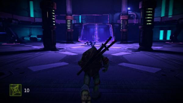 《忍者神龟:脱影而出》游戏第四关通关攻略