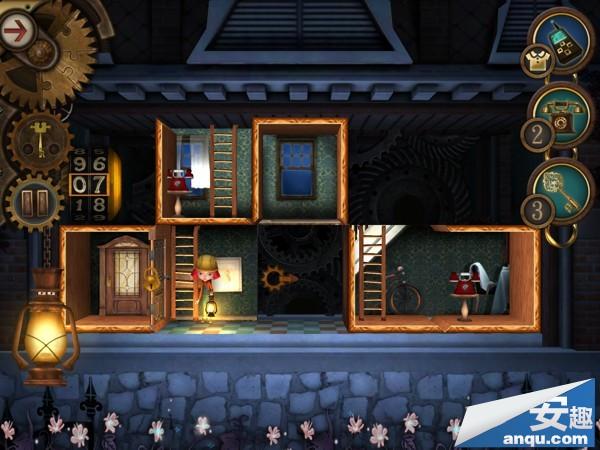 《豪宅之谜》第1-17关卡:之字形三星图文攻略