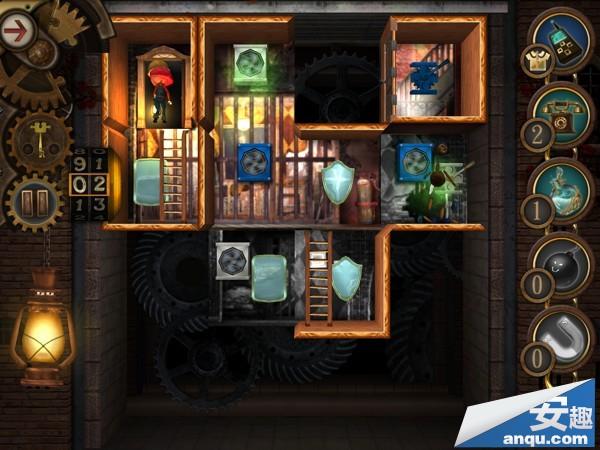 《豪宅之谜》第3-IV关卡:张牙舞爪的棋盘图文通关攻略