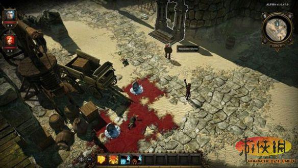《神界3:原罪》城镇系统玩法浅谈