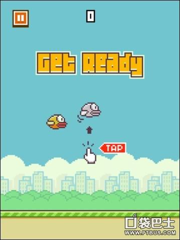《flappy bird》新手入门玩法攻略