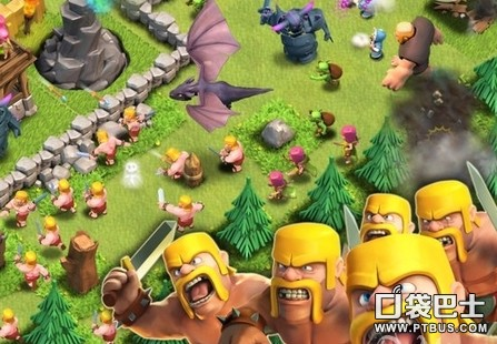 部落战争(Clash of Clans)COC初入八本须知最全攻略