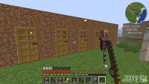 《我的世界》村民繁殖攻略