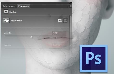 Photoshop中的蒙版趣味特效与使用技巧
