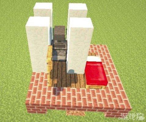 《我的世界》建筑教程蜗居风格