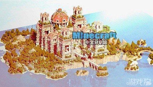 《我的世界》无尽夏日宫殿介绍及分享