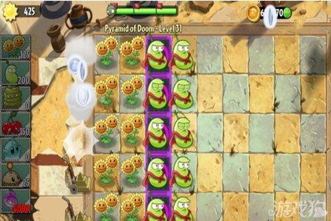 《植物大战僵尸2》冰瓜豆荚阵和激光豆阵对比介绍