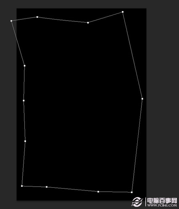 用PS绘制逼真质感的折纸效果
