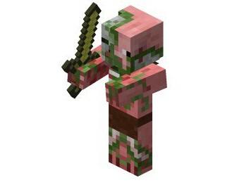 《我的世界》僵尸猪人怎么打 僵尸猪人怪物详解
