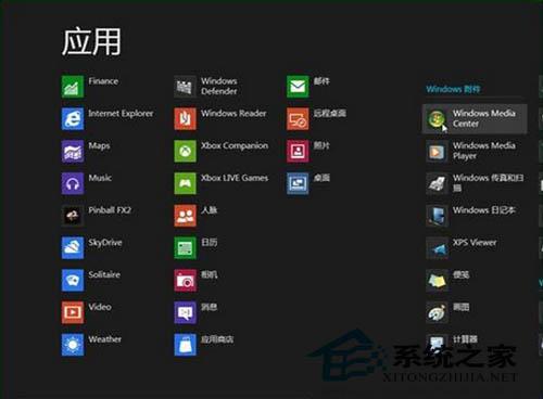 如何让Win8开始菜单显示更多的程序
